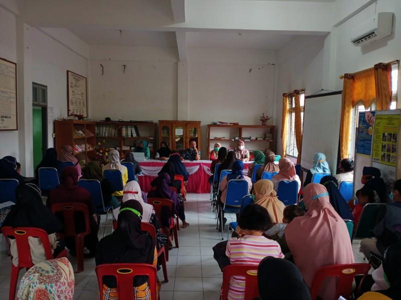 Dinas sosial tebing tinggi - Pembinaan Kepada KPM PKH di Kelurahan Tanjung Marulak Hilir